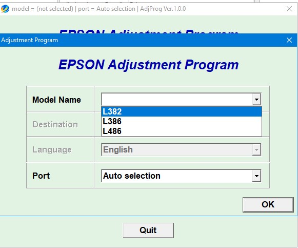 epson adjustment program l382